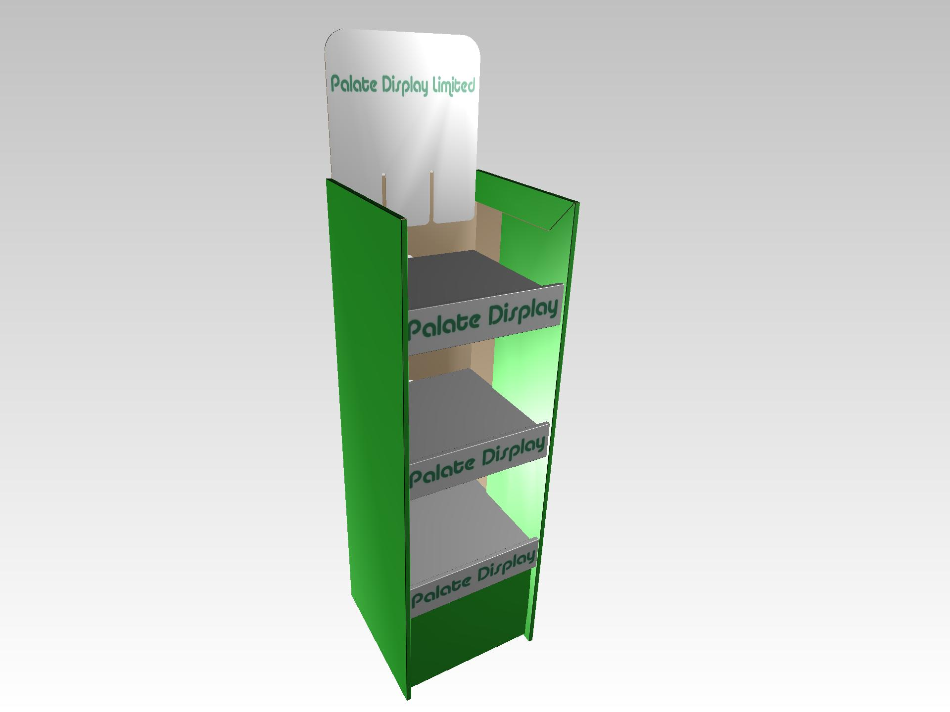 Shelf Display Point of Sale